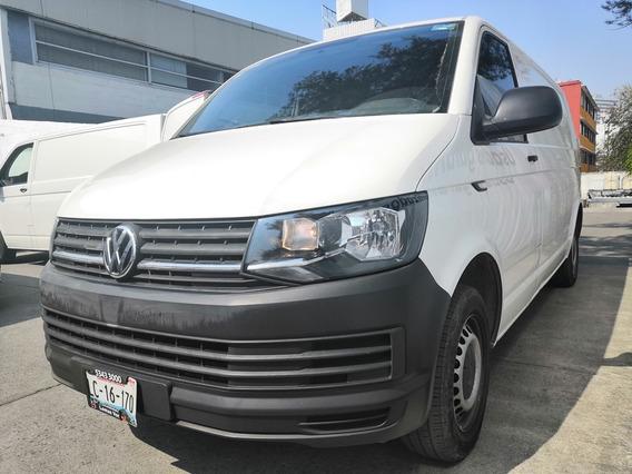 Vw Transporter 2.0 Cargo Van Mt 2019 Credito Y Garantia Ag