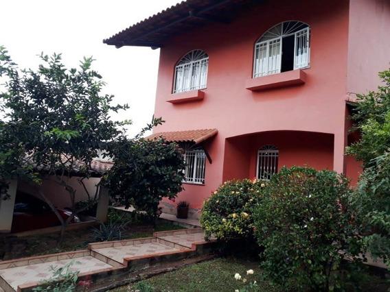 Jardim Nova Era/n.iguaçu. Casa 2 Suítes, 3 Banheiros, Quintal, Área Gourmet E 3 Vagas Garagem. - Ca00639 - 34294157