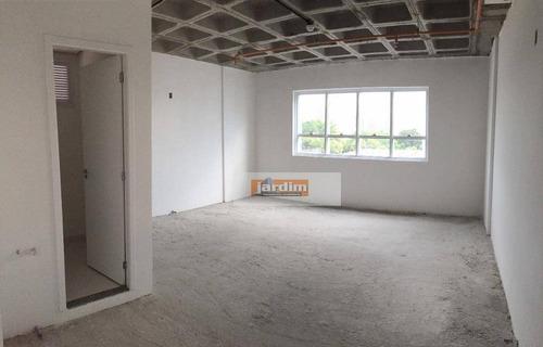 Sala À Venda, 27 M² Por R$ 230.000,00 - Vila Baeta Neves - São Bernardo Do Campo/sp - Sa0293