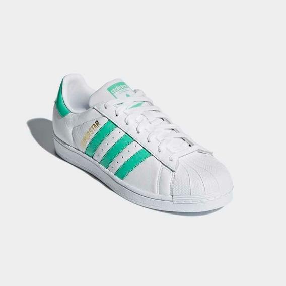 Tenis adidas Superstar #29 Nuevos Y En Caja Originals