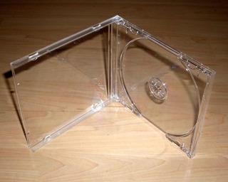 Estuche De Cd Acrilico Transparente ( S/. 2.00 X Unidad) P78