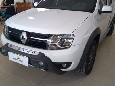 Renault Duster 1.6 Dynamique 4x2 16v Flex 2016 Branca