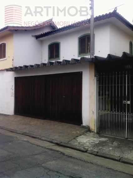 Casa Para Venda, 3 Dormitórios, Vila Sonia - São Paulo - 2307