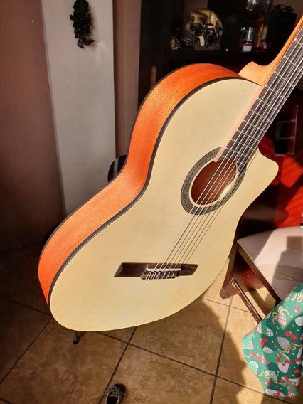 Guitarra Made In España Cordoba Profesional Flamenca