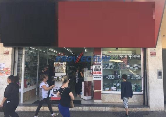 Ponto Comercial À Venda Em Centro - Po248976