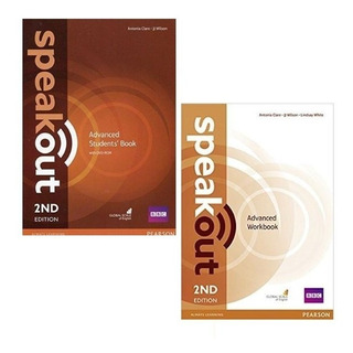 Speakout Advanced - Student´s Book And Workbook - Pearson