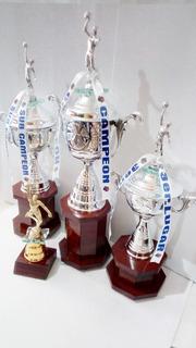 Trofeos Tercia Basquetbol