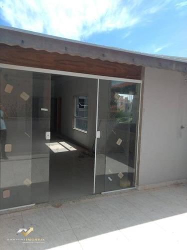 Cobertura À Venda, 130 M² Por R$ 595.000,00 - Vila Curuçá - Santo André/sp - Co0890