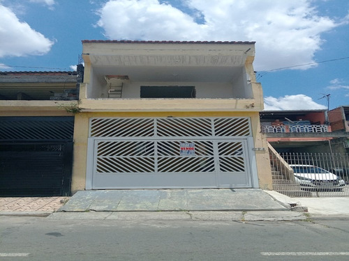 Sobrado, Jd. Roberto, Osasco, 4 Dorm, 2 Vagas - 6687
