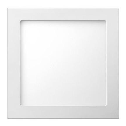 Luminária Painel Led De Embutir 18w Luz Branca