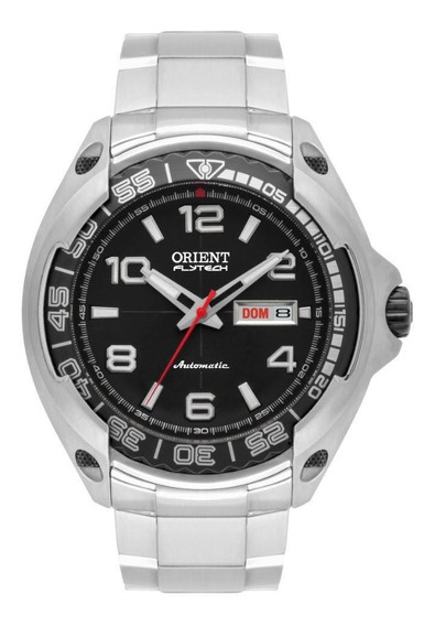 Relogio Orient Masculino 469ti005 P2gx Automático Flytech