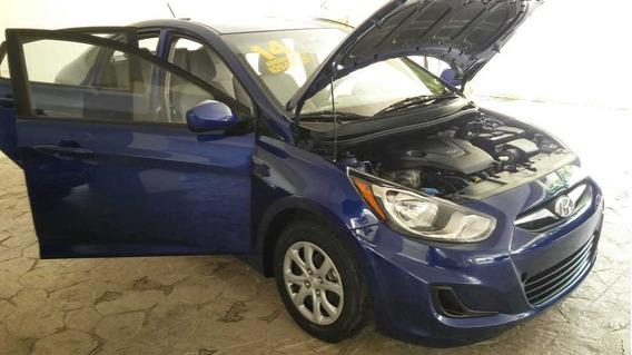 Hyundai Accent Americano 2014 Recién Importado