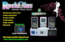 Renta Rockolas Karaoke Futbolitos Inflables Billar Hockey