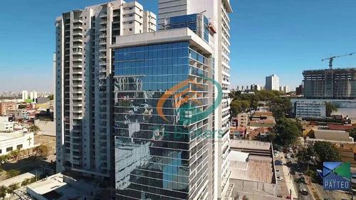 Imagem 1 de 30 de Sala Para Alugar, 37 M² Por R$ 3.490,00/mês - Jardim Guarulhos - Guarulhos/sp - Sa0014