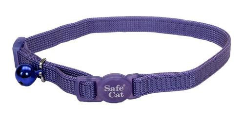 Imagen 1 de 2 de Collar Para Gatos Ajustable Safe Cat® A Prueba De Enganches