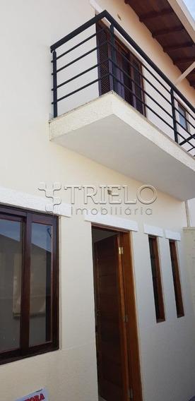 Venda-casa Em Condominio Com 02 Dormitorios-1 Suite-01 Vaga-mogi Moderno-mogi Das Cruzes-sp - V-2315