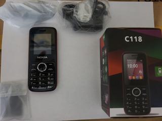 Telefono Basico 2 Doble Sim Liberado Nokia
