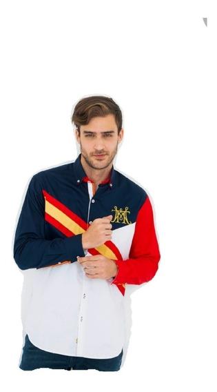 Camisa Muletta Caballero Estilo Velasco