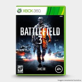 Battlefield 3 Original Lacrado Para Xbox 360