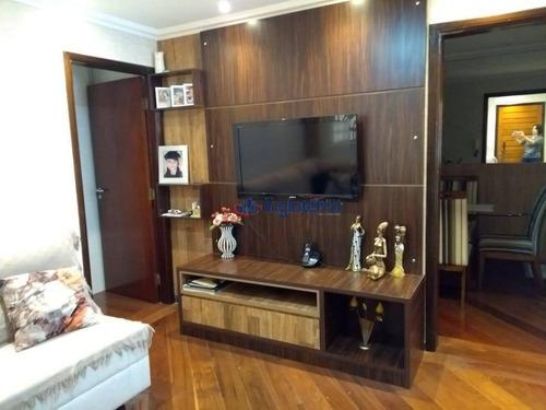 Casa À Venda, 130 M² Por R$ 380.000,00 - Conjunto Cafezal 4 - Londrina/pr - Ca1048