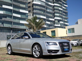 Audi A8 5.2l S8 Bt Blindaje Nivel 4 Plus