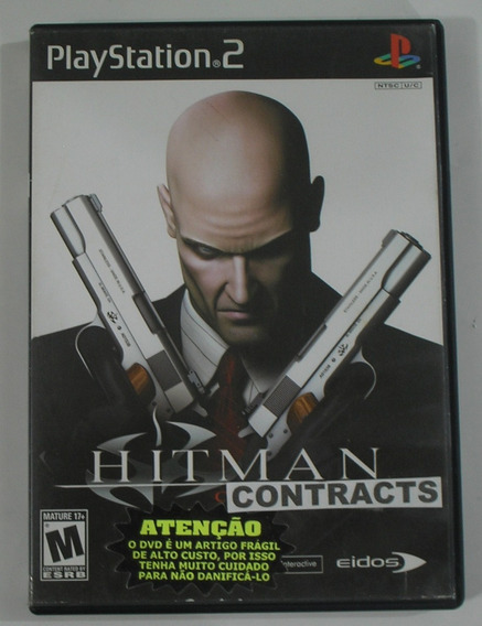 Hitman 3 Contracts Ps2 Original Usada