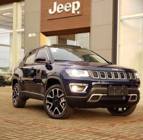 Jeep Compass Sport 2.4l At6 Ancicipo Y Cuotas