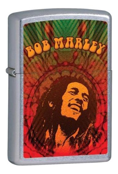 Encendedor Zippo Bob Marley Face Street - 24991