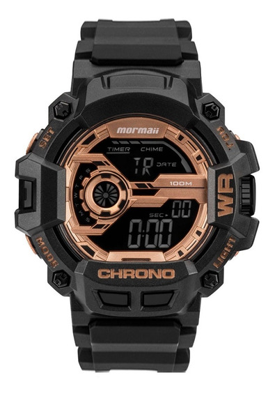 Relógio Mormaii Masculino Acqua Action Mo1105b/8j