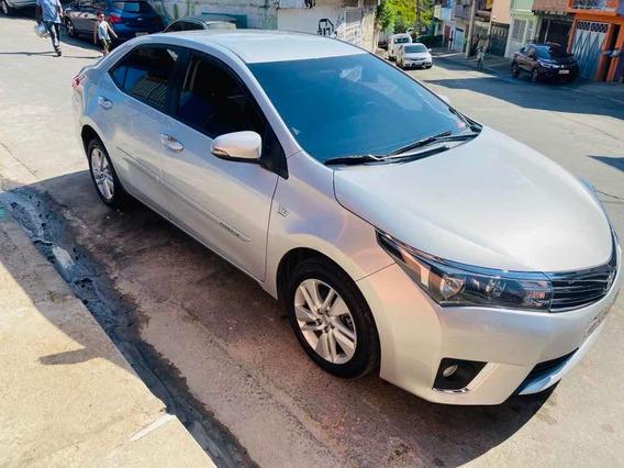 Toyota Corolla 2016 1.8 16v Gli Flex 4p