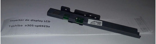 Inverter De Display Lcd Toshiba A305 Informática Fyl