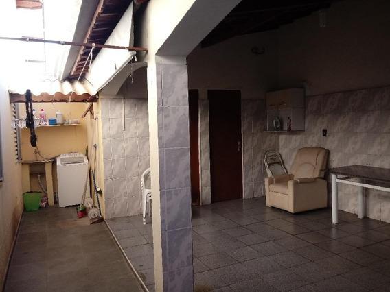 Casa Residencial À Venda, Parque Residencial Vila União, Campinas. - Ca0227