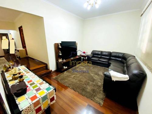 Casa À Venda, 130 M² Por R$ 450.000,00 - Parque Novo Horizonte - São José Dos Campos/sp - Ca0273