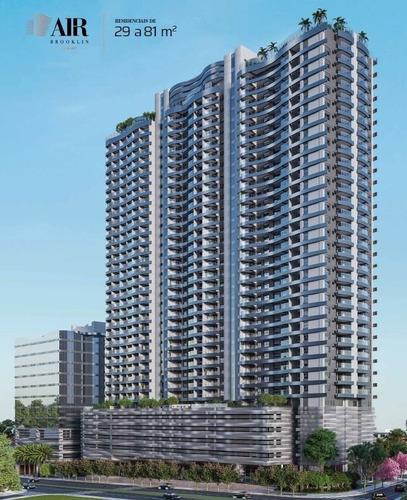 Apartamento Residencial Para Venda, Brooklin Paulista, São Paulo - Ap8372. - Ap8372-inc
