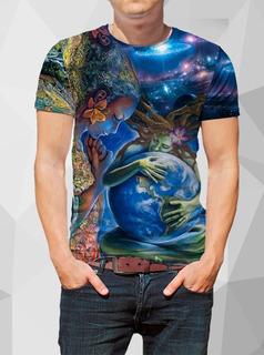Camiseta Yahuasca Santo Daime 012