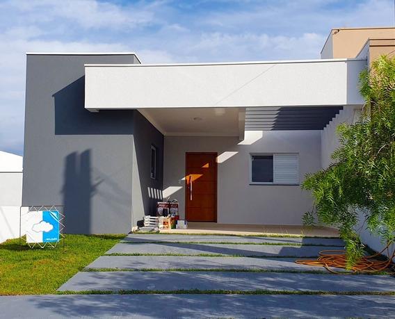 Casa À Venda, 3 Quartos, 3 Vagas, Village Moutonnée - Salto/sp - 10914