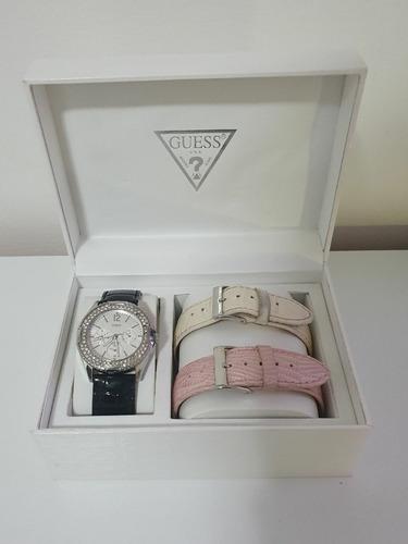Kit Relógio Guess Original