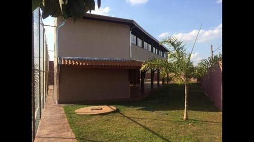 Chácara, 2000 M² - Venda Por R$ 1.500.000,00 Ou Aluguel Por R$ 5.000,00/mês - Parque Dos Pinheiros - Nova Odessa/sp - Ch0048