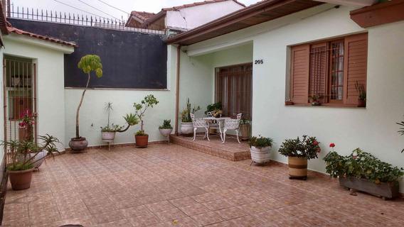 Casa Térrea Na Vila Rosália - 2755