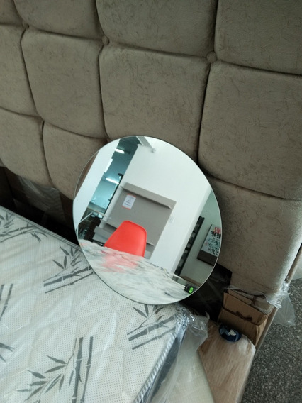 Espelhos Decorativos Vidro De 45 Cm