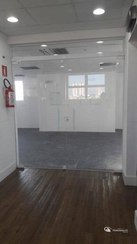 Sala À Venda, 30 M² Por R$ 255.000,00 - Vila Bastos - Santo André/sp - Sa0044
