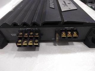 Amplificador Alpine Mrp-f240 Usada En Perfecto Estado