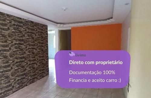Imagem 1 de 21 de Apartamento À Venda Na Rua Manoel Rodrigues Da Rocha, Curuça Velha, São Paulo - Sp - Liv-14633