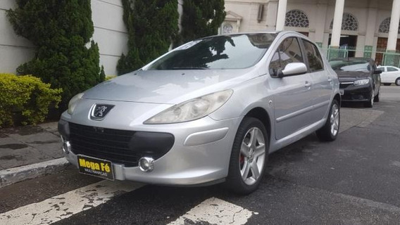 Peugeot 307 Hatch. Griffe 2.0 16v Automático Completo 2008