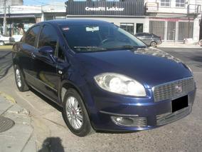Fiat Linea Essence 1.9 N 132 Cv Azul 2009 4p Excelente