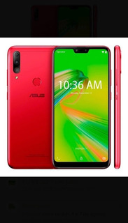 Celular Asus Zenfone Max Shot Zb634kl Dual 64gb Vermelho