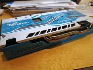 Tarjeta Gráfica Sapphire Nitro+ Radeon Rx 580 8gb Ddr5