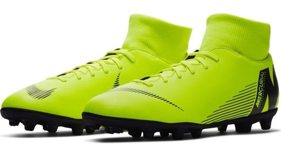 Botines Nike Superfly 6 Club Fg/mg #ah7363 701