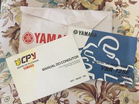 Manual Do Proprietário Da Yamara Ybr 125e