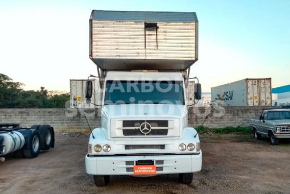 Mercedes Benz L1620 6x2, Ano 08/08